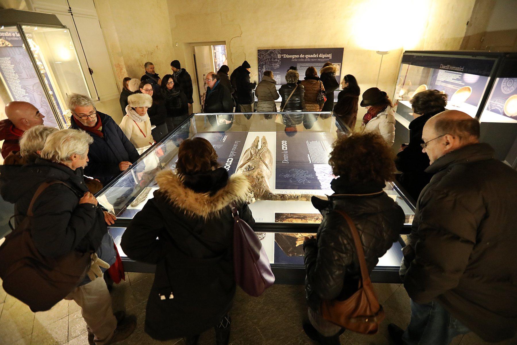 Museo del Tesoro del Duomo Vercelli Visitatori