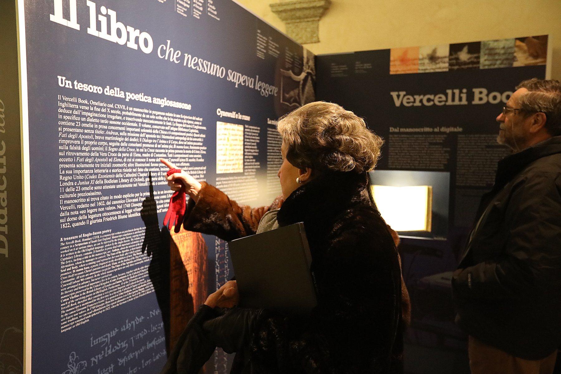 Visitatori Museo Tesoro del Duomo Vercelli