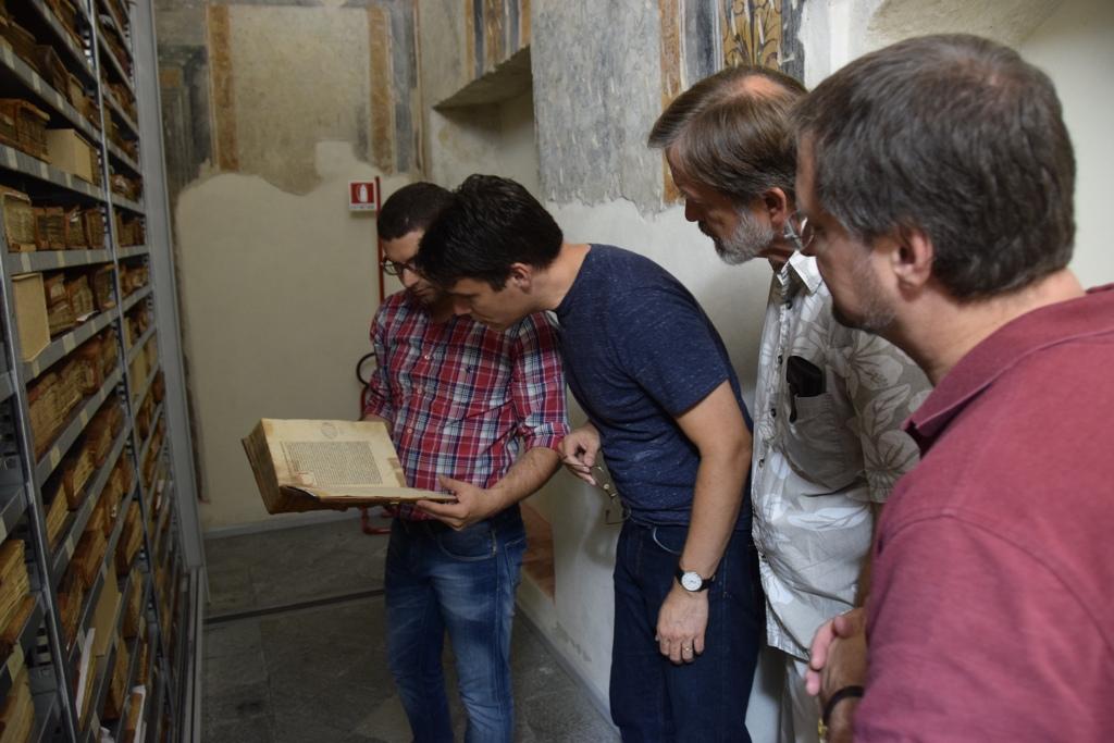Biblioteca e archivio Museo del Tesoro del Duomo